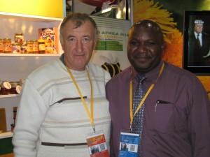 Друг из Зимбабве